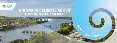 COP23 Cover Photo