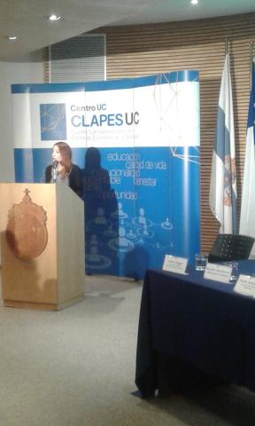 Jenny Mager, Office of Climate Change, Ministry of Environment of Chile